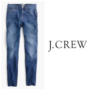 J Crew Lookout High Rise Skinny Jeans 👖 Size 27